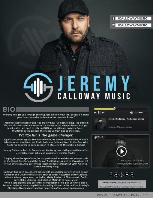 JeremyCalloway OneSheet