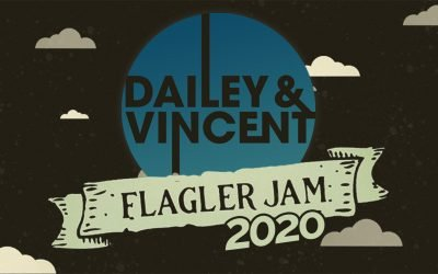 Dalex Design Partners With Dailey & Vincent's Flagler Jam To Bring Music Back!