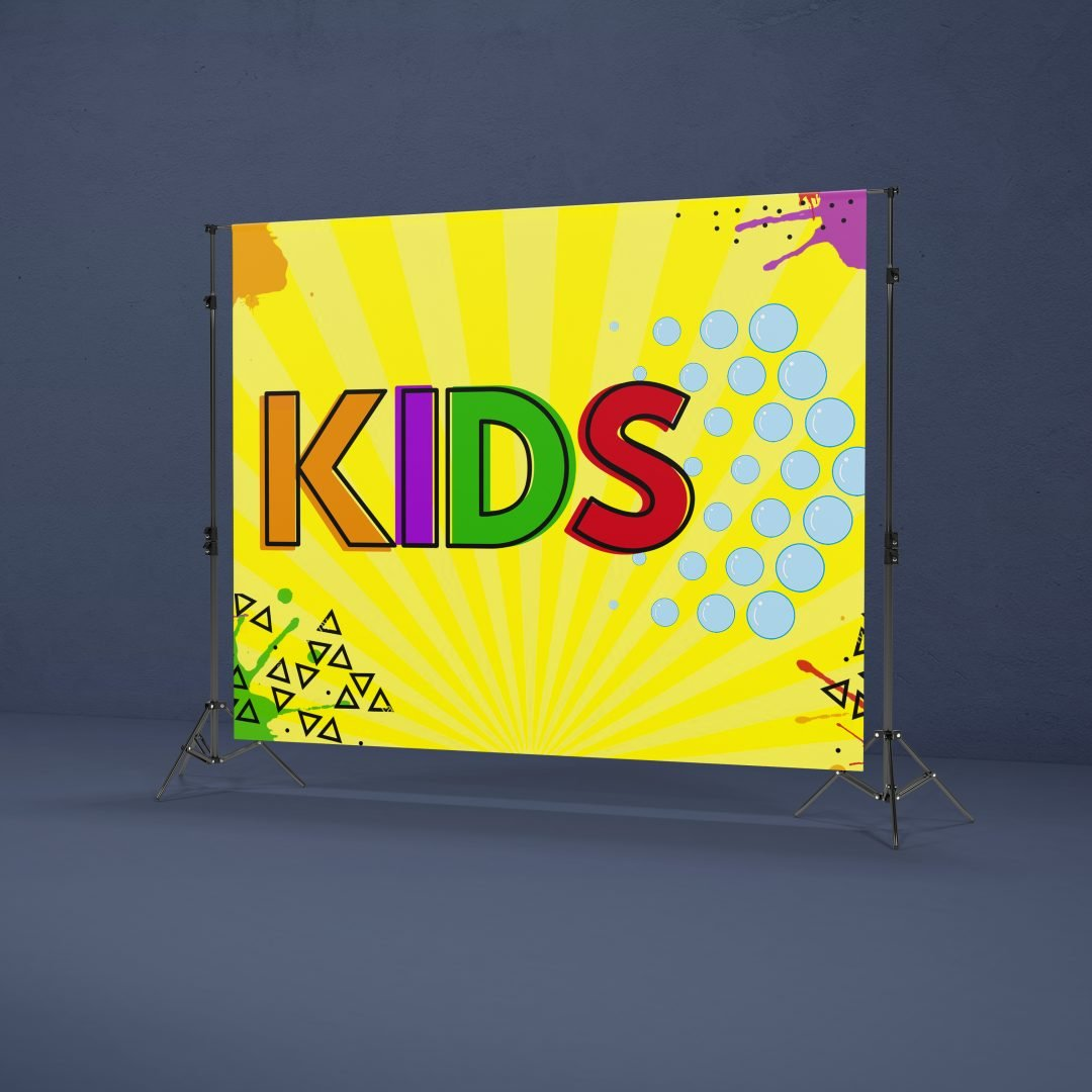 Destiny Church Kids Banner