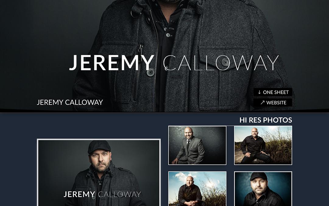 Jeremy Calloway EPK