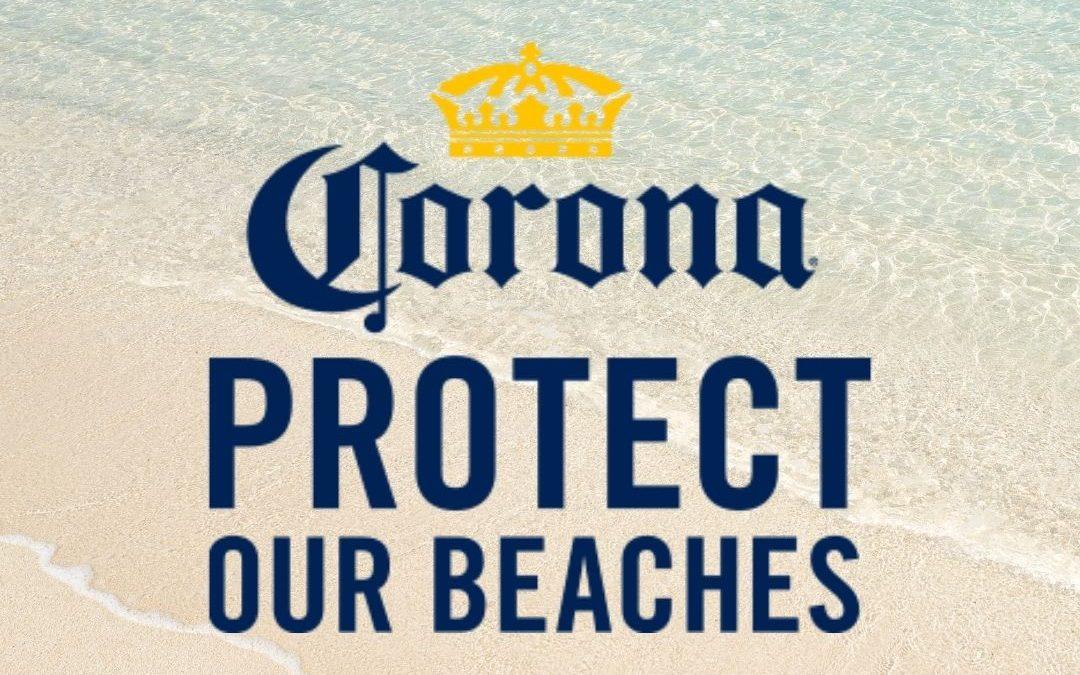 Corona Protect Our Beaches