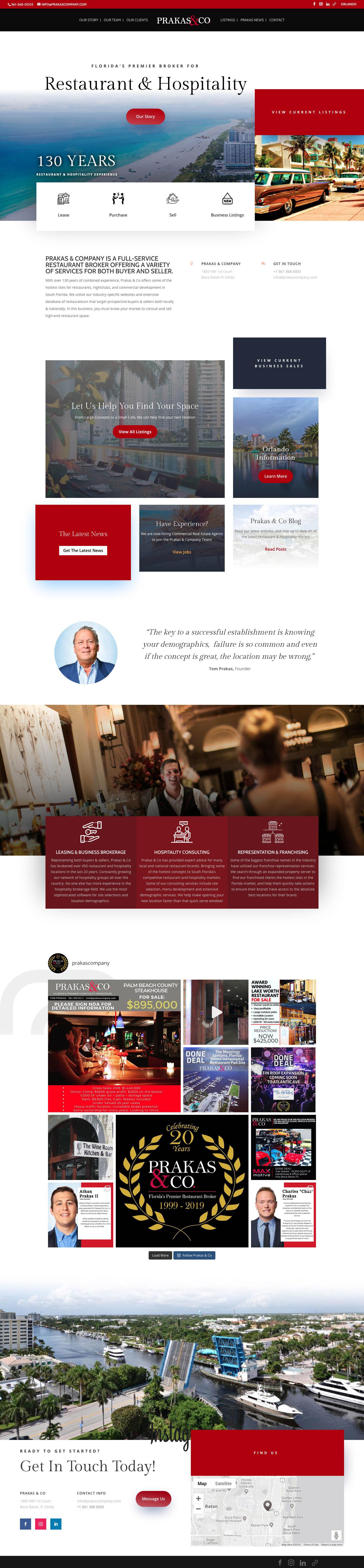 Prakas Homepage